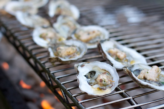 Norm Bloom & Sons' Grilled Oysters Recipe via Chef Matt Storch — CT