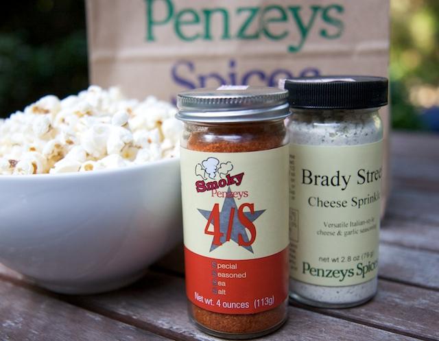 Spice Up Movie Night with Penzeys (Popcorn) Spices — CT Bites