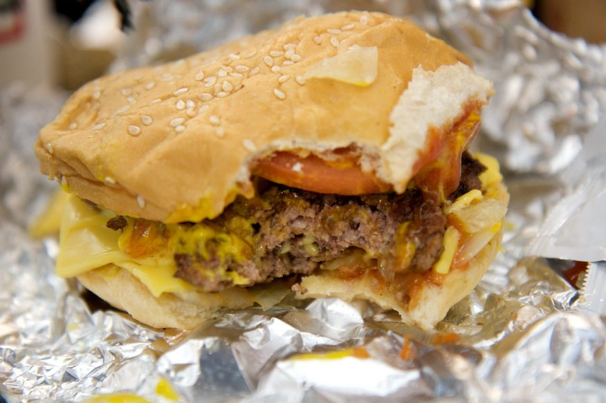 Reviews Restaurants That We Feel Are Crave Worthy But Every Now And Then The Rules Get A Little Fuzzy Earlier This Week Five Guys Burgers And Fries