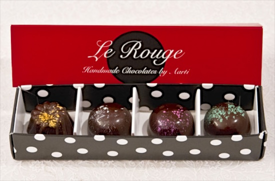 Le Rouge Handmade Chocolate