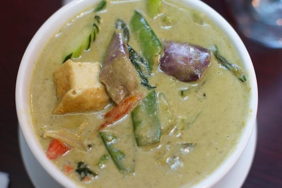 Thai Food Fairfield County Ct