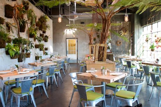 Terrain Garden Cafe Lunch Menu