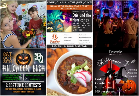 Halloween is right around the corner and Connecticut restaurants are celebrating with spook-tacular specials and parties! If youu0027d like to warm yourself up ...  sc 1 st  CTbites & 18 Restaurants u0026 Food Activities for Halloween in CT: 2016 Edition ...