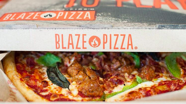 Blaze Pizza Opens First Connecticut Location In New Haven Ct Bites