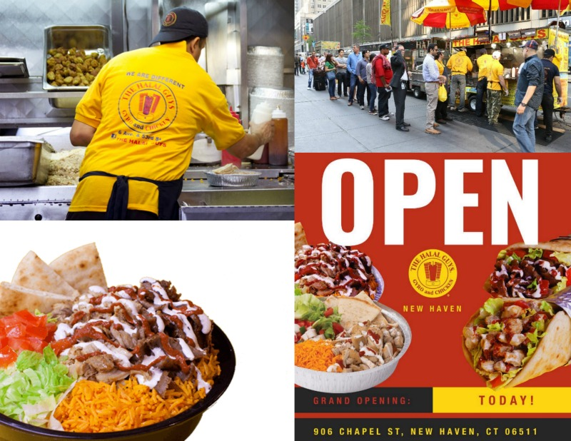 The Halal Guys Opens In New Haven On The Green Ct Bites