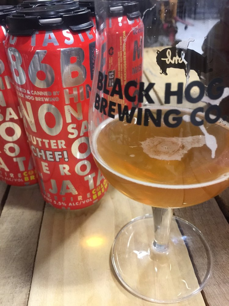YesChef_BlackHogBrewing_Glass