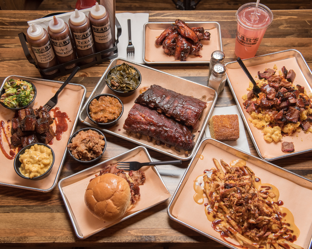 Bear's Smokehouse Barbeque (Hartford)