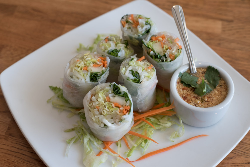 Summer Shrimp Roll
