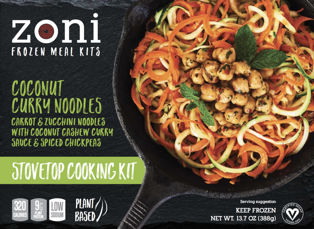 Zoni Foods, Delicious Plant-Based Frozen Meals: A Conversation with CEO & Founder Zoë Lloyd