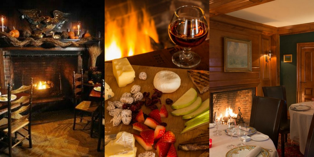 25+ Restaurants for Fireside Dining in CT: 2018 Edition