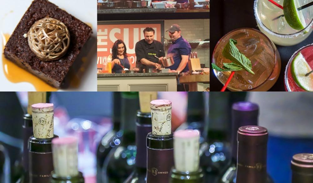 Mohegan Sun's Winefest Redux...Chefs, Celebs, Wine & Good Times
