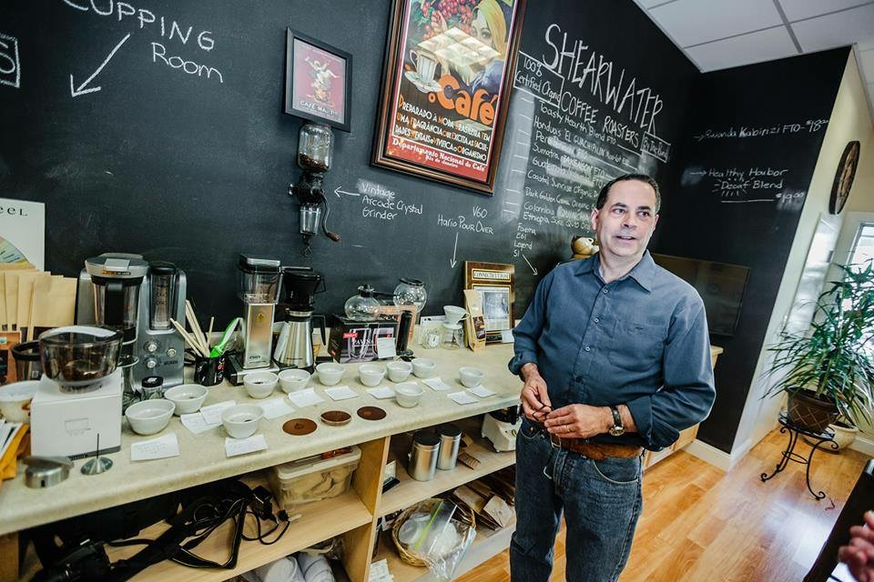 464984268e Shearwater Organic Coffee Roasters Opening In Westport