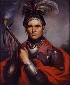 Cornplanter, Seneca Chief. Source: Wikipedia