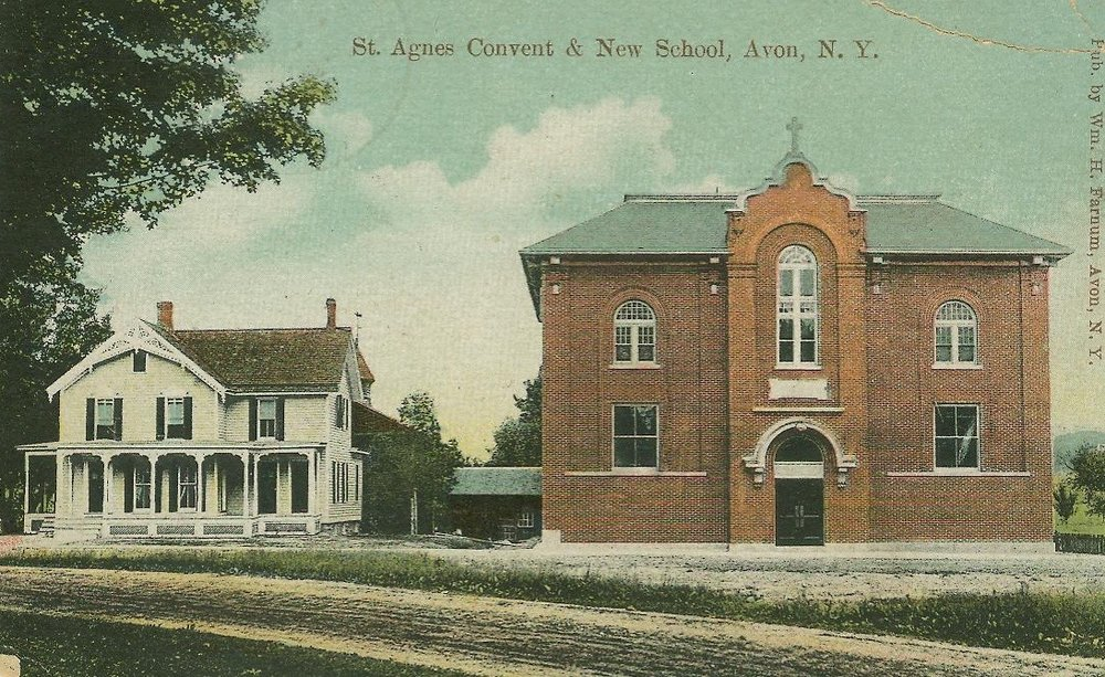 St. Agnes School and Convent