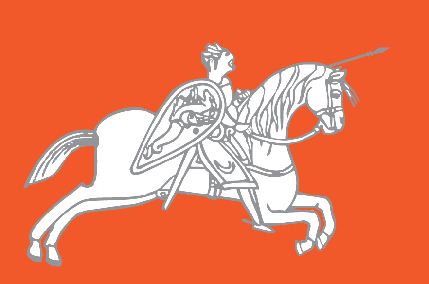 What's with the knight in the logo? It's a figure from the Bayeaux tapestry commemorating the Battle of Hastings in 1066. It is relevant because my ancestors came from England, and I love history.