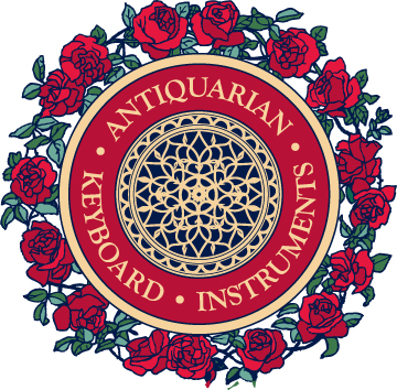 Antiquarian Keyboard Instruments logo