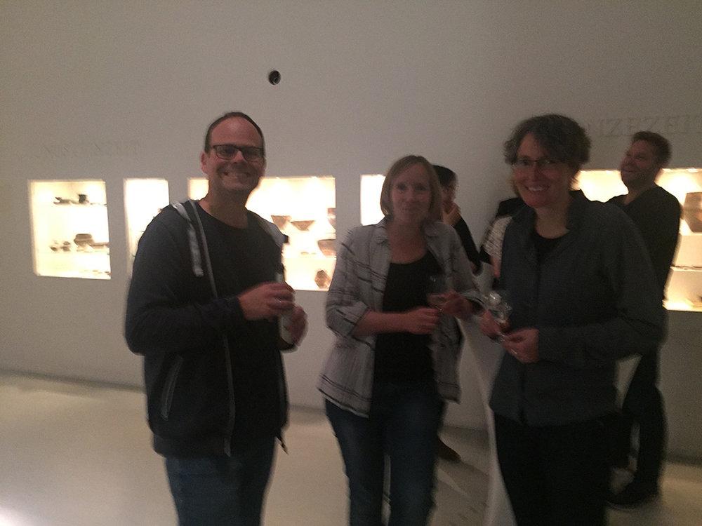 Thomas Euler, Silke Haverkamp, Karin Dedek