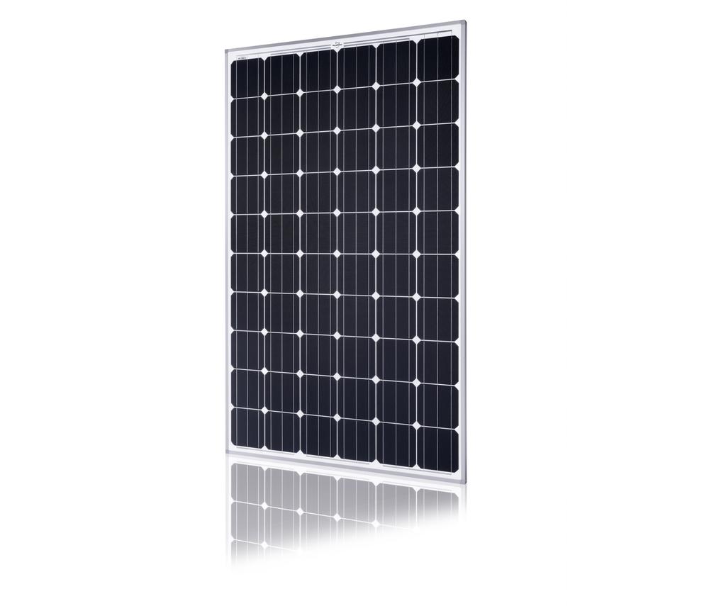 SolarWorld (USA) 300W Module. Portland, Oregon.