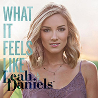 """SALT WATER"" Artist: Leah Daniels Written by: Leah Daniels, Karen Kosowski, Emma-Lee iTunes 