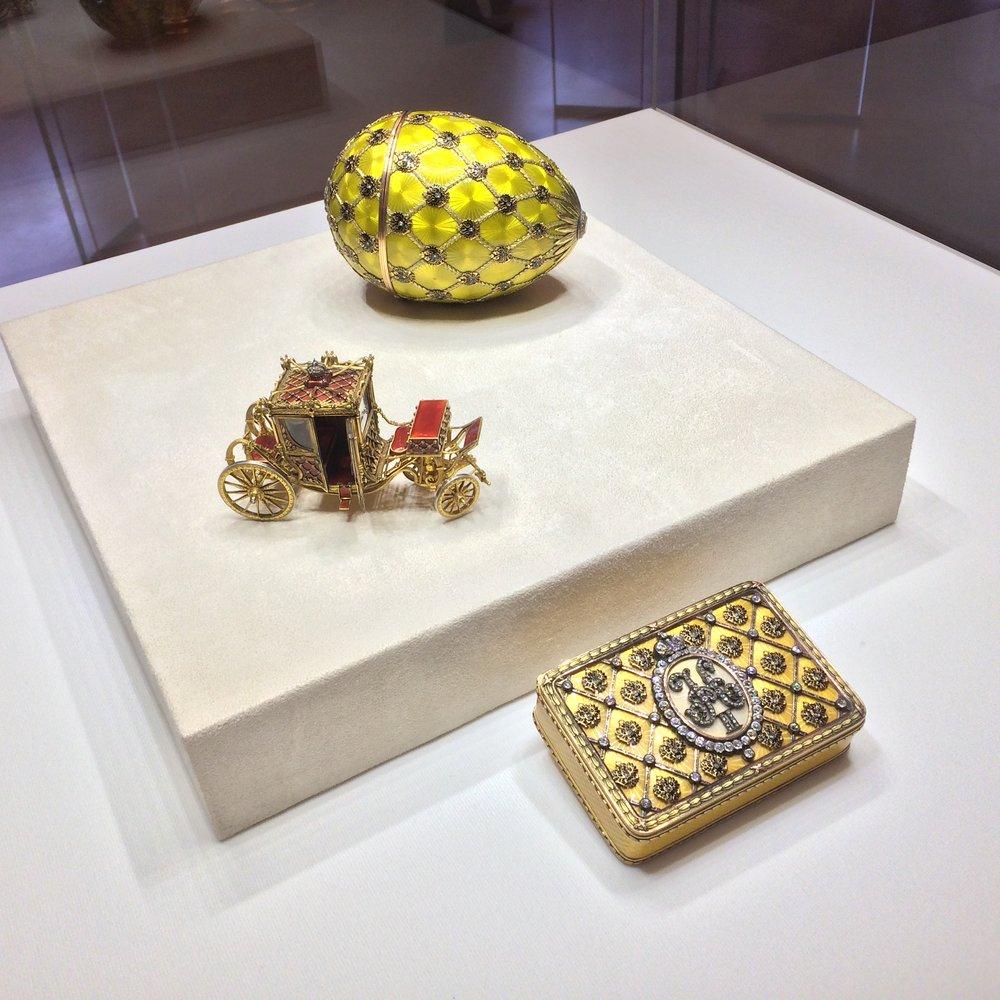 Fabergé Coronation Egg