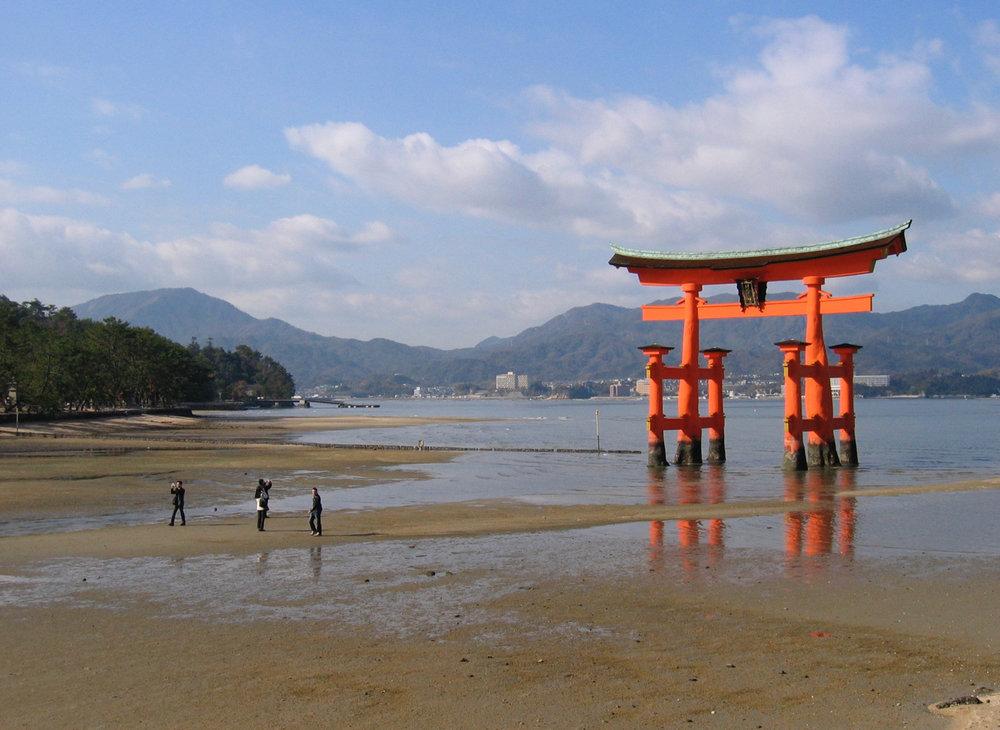 Itsukushima Jinja, Miyajima