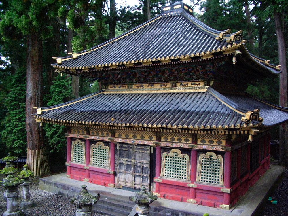 Temppeli Nikkossa
