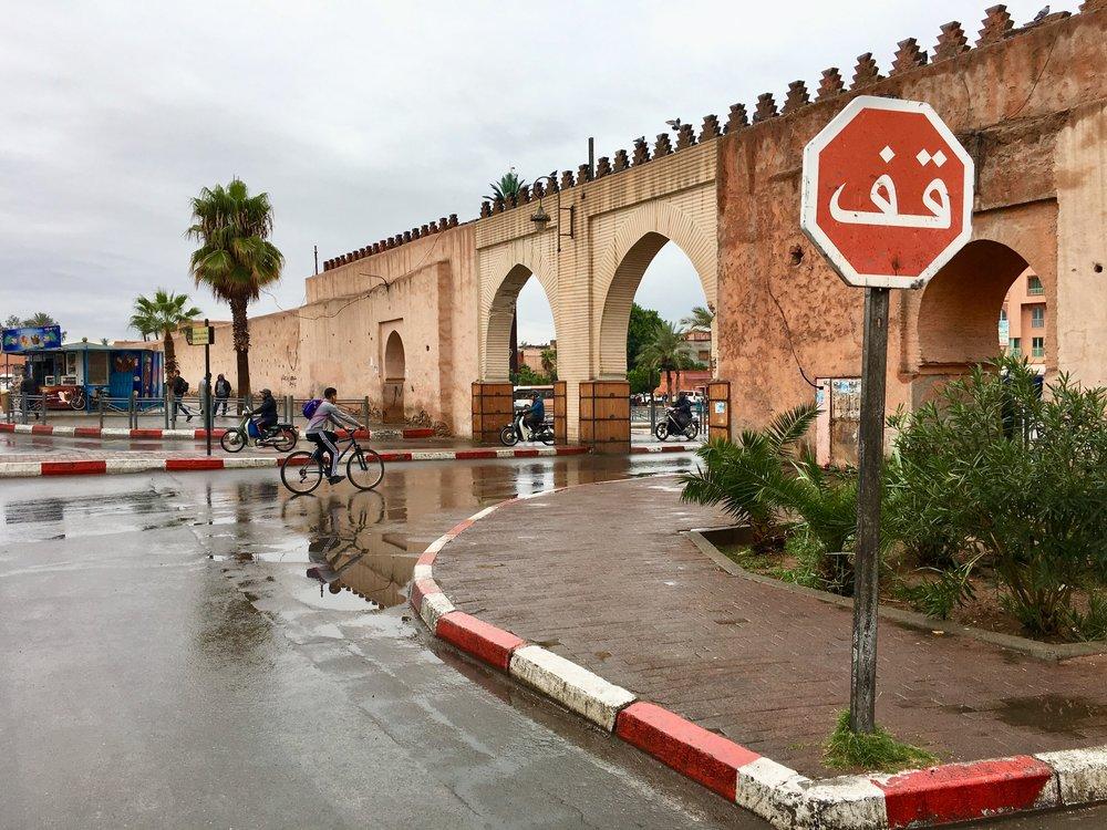 Stop Marrakech