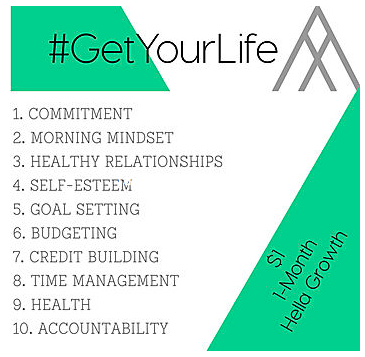 Jazz's most popular email challenge to help you #getyourlife!