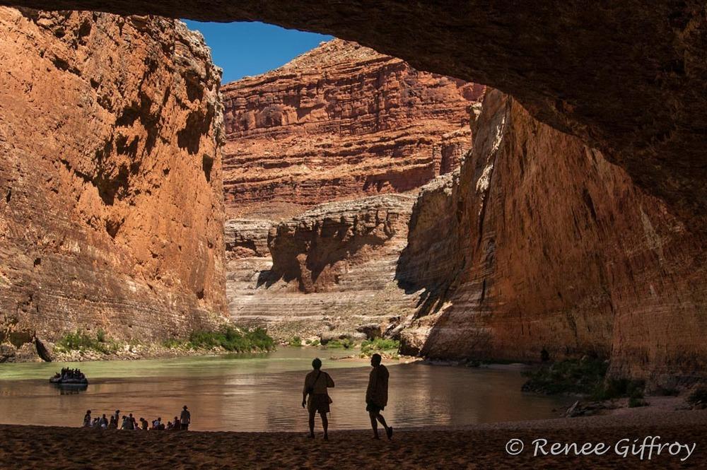 Redwall Cavern, AZ