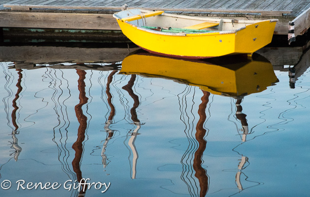 Yellow rowboat reflection-1.jpg