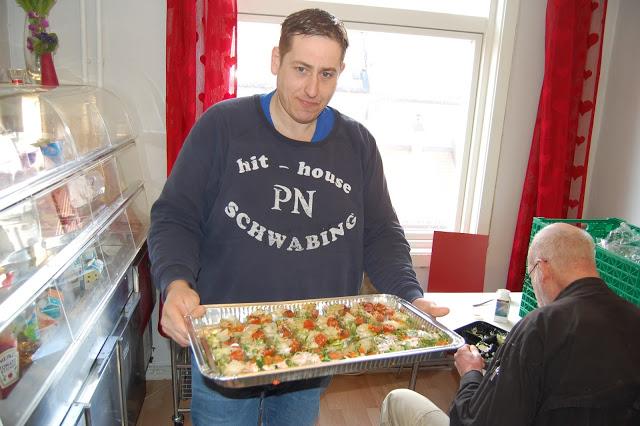 Gamlemuseet støtter Fattighuset med mat