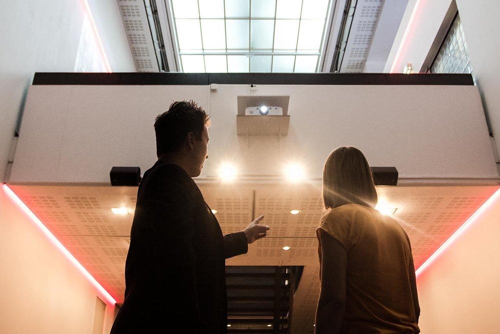 Konferanseplanlegging på Gamle Museet: Vi har erfarne prosjektledere som kan bistå med planleggingen.
