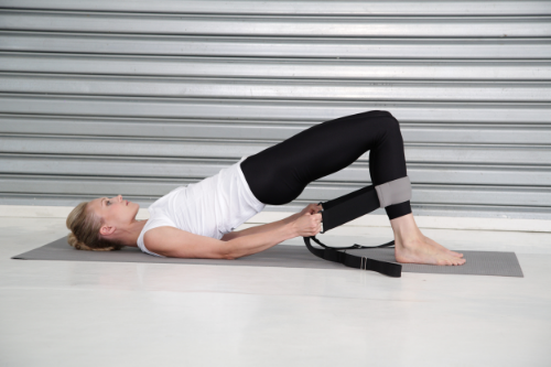Flexistretcher Hip Lifts
