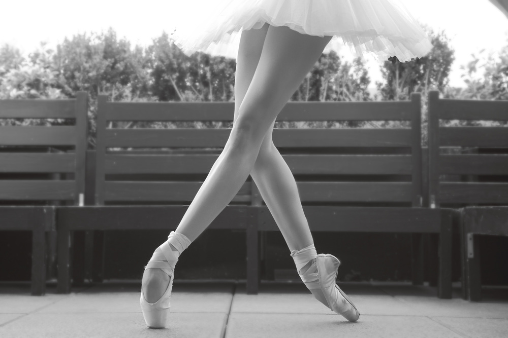 Foot Exercises for Ballerinas