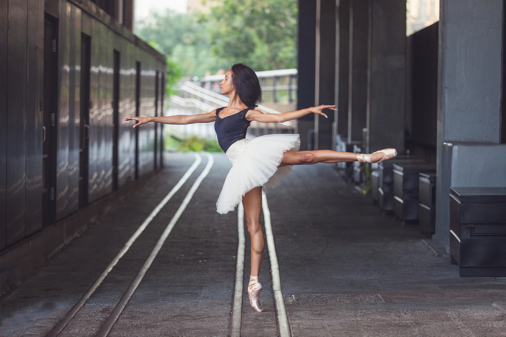 Courtney Lavine for FLX, American Ballet Theatre