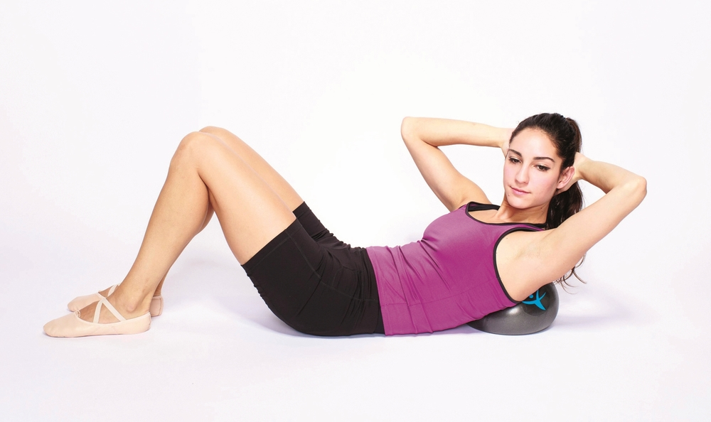 Abdominal Flexion and Twist