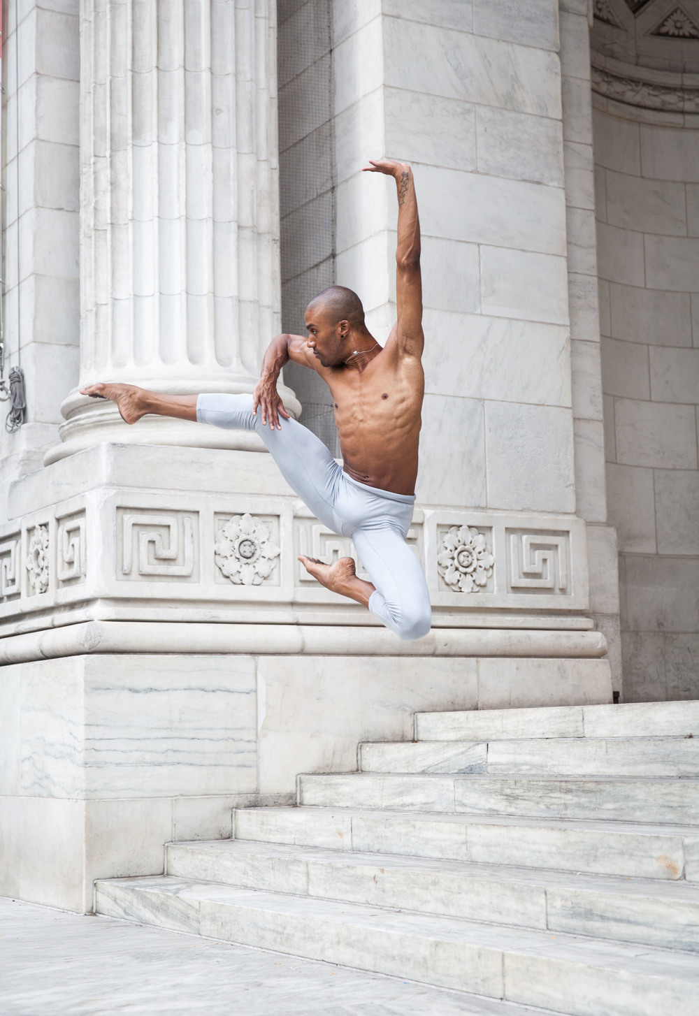 Anthony Javier Savoy for FLX, Dance Theatre of Harlem