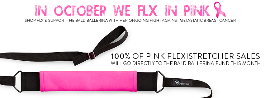 Pink Flexistretcher Donation