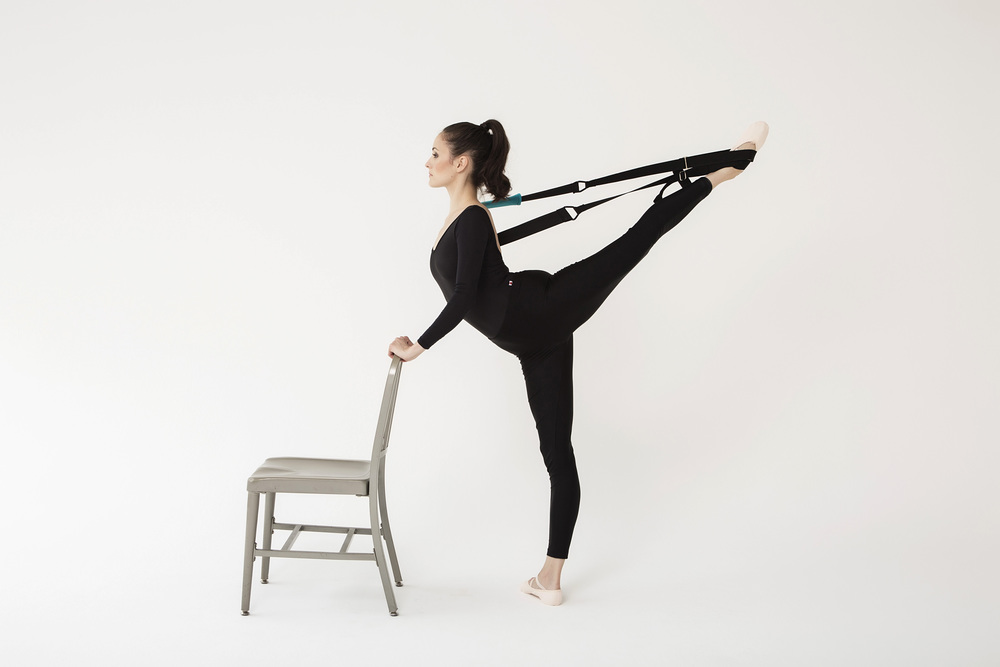 Sugar Plum-Worthy Arabesque Stretch