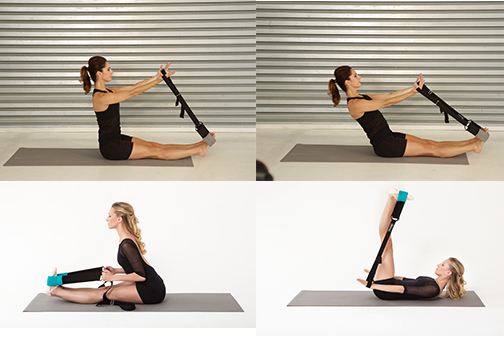 Flexistretcher Exercises