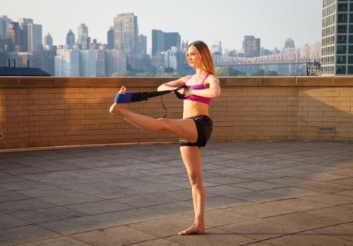 Karen Uphoff. FLX Yoga
