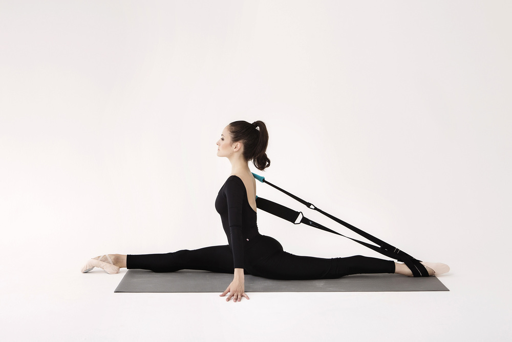 FLEXISTRETCHER FRONT SPLIT