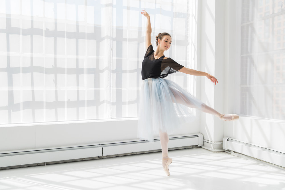 Christine Shevchenko,American Ballet Theatre