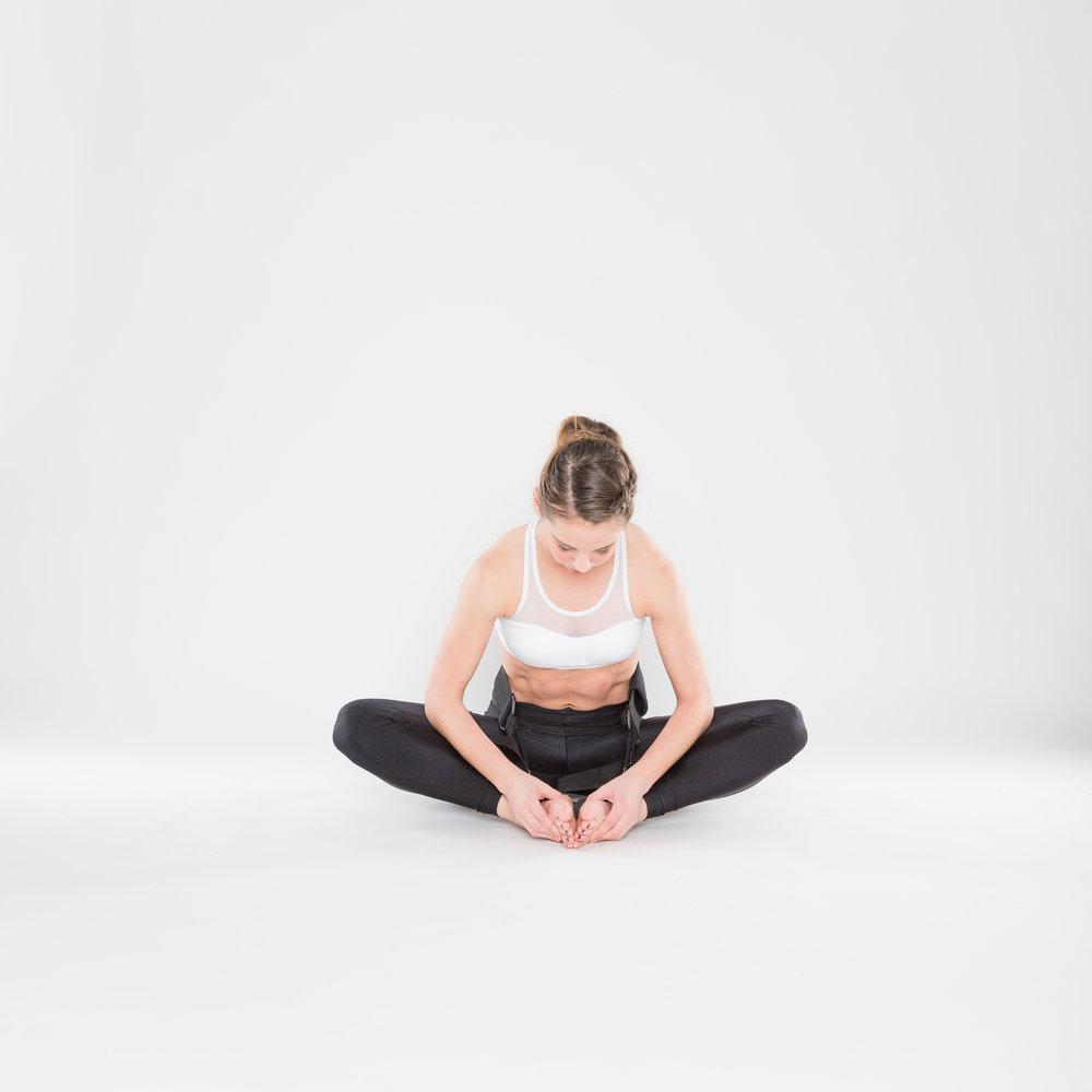 bound angle posture