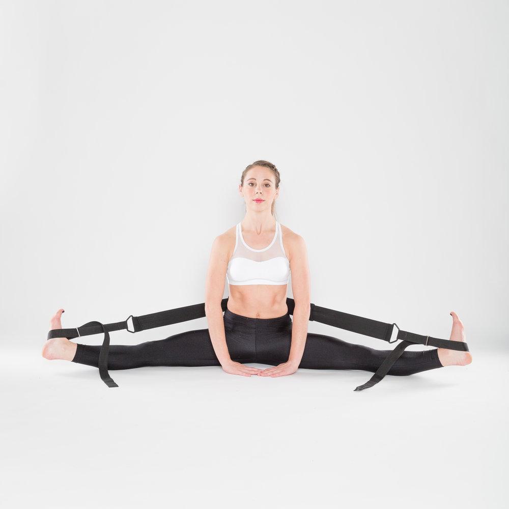 Rein Short Flexistretcher middle split