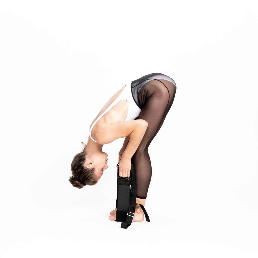 Rein Short - Flexistretcher beginner's forward fold