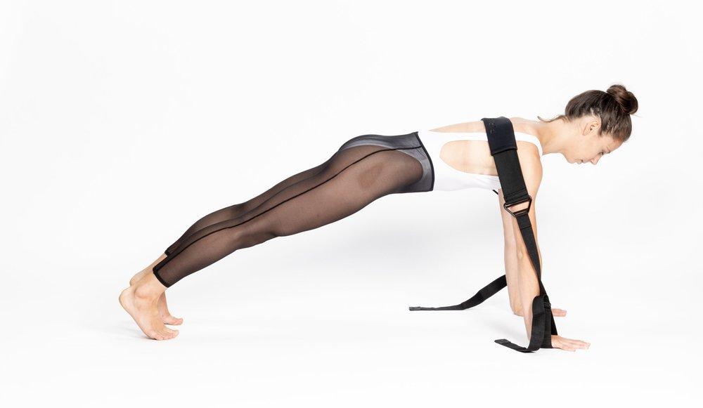 Rein Short - Yoga - Flexistretcher Plank
