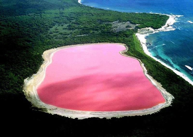 Lake Hiller - AUstralia