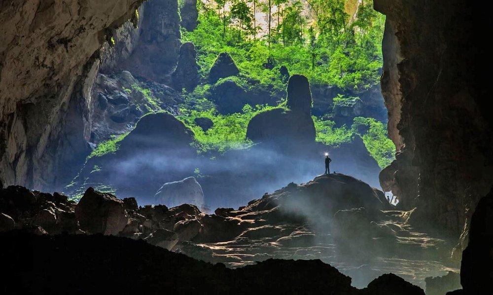 Son Doong - World's Biggest Cave (Viet Nam)