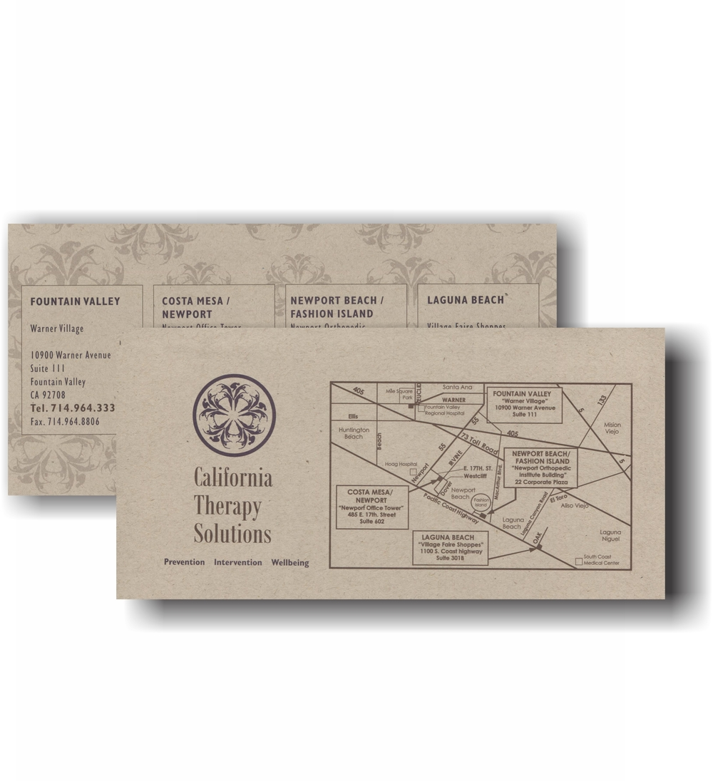 CTS Location Card